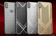 نسخة من iPhone Xs Max من الذهب الخالص مقاومة للرصاص بسعر 15340 دولار