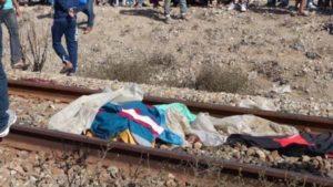 قطار يدهس سيدة أثناء عبورها السكة الحديد فى سوهاج
