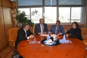 بروتوكول تعاون بين جامعة الفيوم ومؤسسة القلم الحر
