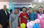 مشاركة أمانة شباب حماة الوطن بمركز كرداسة فريق