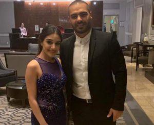 بالصور.. ماري مطر تخطف الأنظار في حفلها بالشيراتون إلى جانب جوزيف عطية