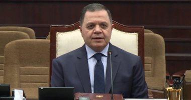 وزير الداخلية يهنئ السيسي بالعاشر من رمضان