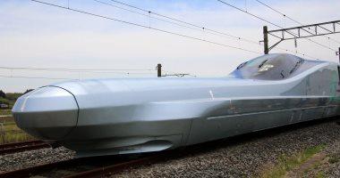 اليابان تطلق أسرع قطار طلقة فى العالم
