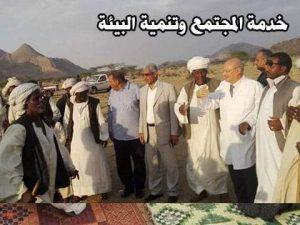 عباس منصور رجل الإنسانية والوطنية