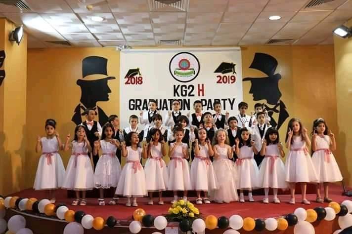 مدارس الشارقة الدولية الخاصة تحتفل بتخريج دفعة جديدة من براعم رياض الأطفال