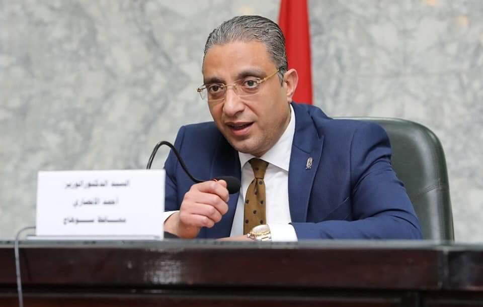 محافظ سوهاج يهنئ الرئيس عبد الفتاح السيسي بمناسبة ذكرى إنتصارات العاشر من رمضان