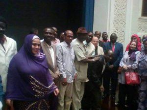 أعضاء مبادرة مصر والسودان ايد واحدة يدشنون كتاب أثر الصراع بين السودان وجنوبه
