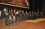 رئيس جامعة المنيا يشهد الأمسية الرمضانية لـ