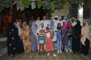 مبادرة مصر والسودان ايد واحدة تقيم إفطار رمضان