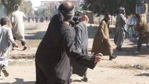 مصرع عامل واصابة خمسه اخرين باخميم بسوهاج بسبب نقلة رمل