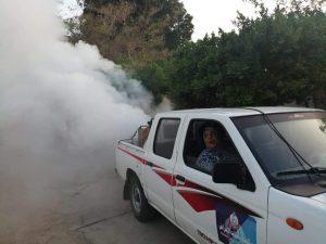تامر مرعى حملة مكبرة متكاملة لمكافحة الأمراض المتوطنة بالغردقة