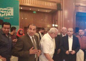 العجواني يعلن تأييد تجار العدد والآلات للمهندس إبراهيم العربي رئيسا لغرفة القاهرة