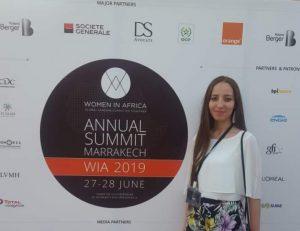 شبكة إعلام المرأه العربية : اختيار المغربية هدى نصر الدين نائبه لرئيس اللجنة الإعلامية بالشبكة