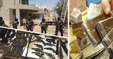 القبض على 40 تاجر مخدرات بالجيزة