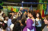 ماذا فعل أبو شفيق مع الجمهور في مطعم ناي بخلده؟