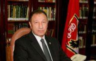 محمود الخطيب يحضر الجمعية العمومية للكاف