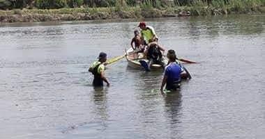 غرق ٣ أطفال داخل ترعة بقنا
