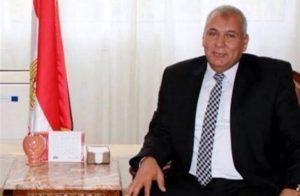 انقلاب سيارة رئيس النيابة الإدارية باشمون وبناته على الطريق الصحراوي بطريق العلمين