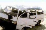 بالأسماء مصرع شخص وإصابة 12 آخرين في حادث تصادم سيارتين بقنا