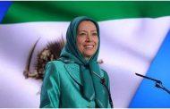 إمرأة ضد التطرف:-مريم رجوى