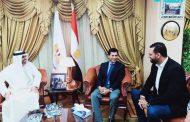 وزير الشباب والرياضة يشيد بالجهد المبذول بمؤسسة