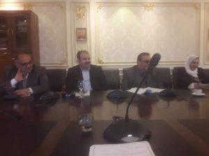 الدويك نائب قنا يحصل علي عدة موافقات من وزارة الصحة لدعم مستشفي قنا