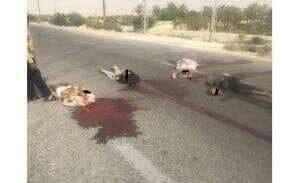 ذبح 4 مواطنين على يد داعش بمنطقة عمورية بشمال سيناء