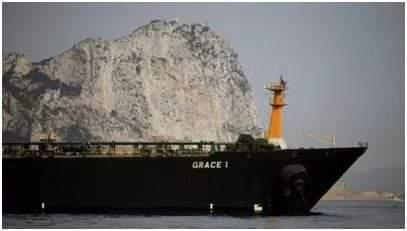 أزمة ناقلات النفط بين الولايات المتحدة وبريطانيا وحلفائهما من جهة والجانب الآخر إيران،