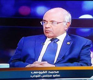 الدكتور محمد الفيومى أمينا لصندوق إتحاد الغرف التجارية المصرية