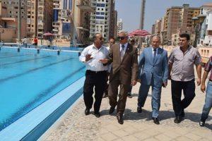 مبارك يتابع استعدادات جامعة المنوفية لاستقبال أسبوع شباب الجامعات الثاني لمتحدى الإعاقة سبتمبر ٢٠١٩
