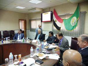 بروتوكول تعاون بين الغرفة التجارية بالقليوبية والسفارة الهندية بالقاهرة