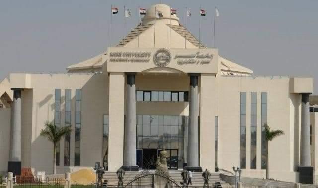جامعة مصر للعلوم والتكنولوجيا ترفع أهبة الاستعداد لاستقبال العام الدراسي