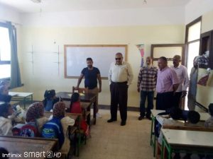 محافظ كفرالشيخ يلتقي برئيس الجمعية المصرية لتنظيم الأسرة