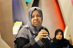 استمرار السفيرة آمنه محسن العبد فى منصب الأمين العام المساعد لشبكة اعلام المرأه العربيه