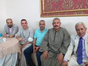 وفد من غرفة الإسكندرية التجارية يبحث فرص تنشيط السياحة بين مصر والإمارات بدبي
