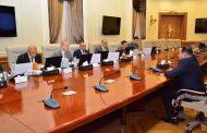 لجنة وزارة التنمية المحلية تواصل أعمالها لإختيار القيادات المحلية للمحافظات