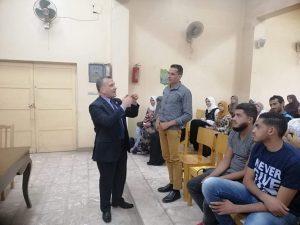 إفتتاح النسخة الثانية عشر من مطبقى المبيدات بكفر الشيخ