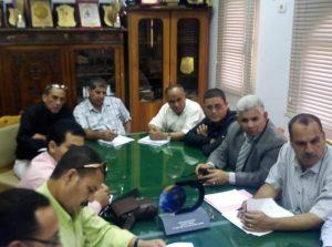 وكيل تعليم كفر الشيخ توقع مذكرة تسليم أصول 53 مدرسة تعليم مجتمعي من مؤسسة مصر الخير