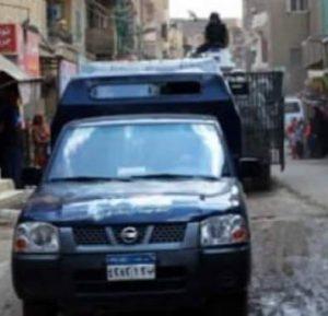 مصرع ( 9 ) عناصر إرهابية فى تبادل لاطلاق النار مع القوات بالعبور
