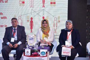 25 محاضرة ناقشها المؤتمر الدولي الثالث لعلاج الأورام بطب المنوفية