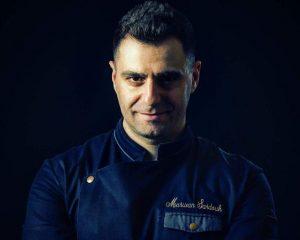 الشيف اللبناني مراد السردوك: سعيد بتكريمي في مهرجان الطعام المصري