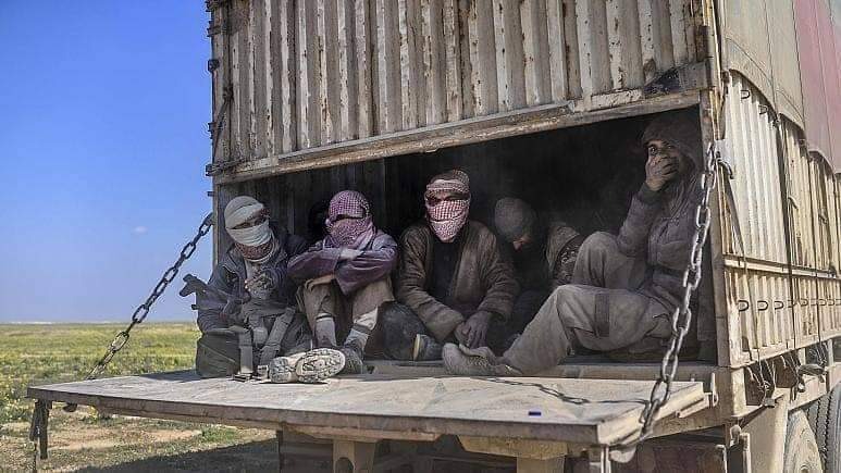 الخبراء يحذرون من الغزو التركي لسوريا لأنه سيكون هبة من السماء بالنسبة لداعش