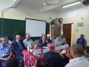 مديرية التربية والتعليم بقنا تنظم ندوة توعوية عن خطورة الشائعات على أمن وسلامة البلاد