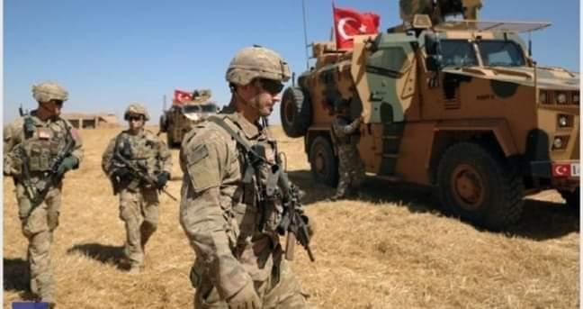 العدوان التركي على الأراضي السورية