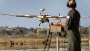 طائرة استطلاع إسرائيلية تحلق في أجواء معقل حزب الله