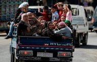 أكثر من 275 ألف نازح بسبب الهجوم التركي في سوريا