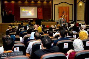 (صور) تفاصيل المؤتمر الدولي لقمة الموارد البشرية بالقاهرة
