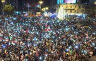 الأجواء الاحتفالية تخيم على المتظاهرين في ساحات الاعتصام
