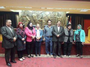 قانون كارثي يطبق على مرتادي الأماكن العامة.والمحافظة على الذوق العام المصري