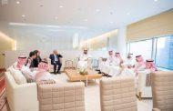 السعودية توقع اتفاقًا مع المنتدى الاقتصادي العالمي لإنشاء فرعًا لمركز الثورة الصناعية الرابعة في المملكة